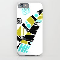 iPhone & iPod Case featuring Feather Greeting by The Visual Republic