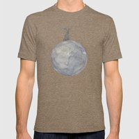 Is there anybody out there? VACANCY zine Mens Fitted Tee Tri-Coffee SMALL
