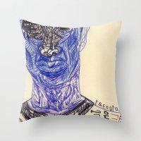 20100321 Throw Pillow