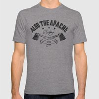 Aldo The Apache Mens Fitted Tee Tri-Grey SMALL