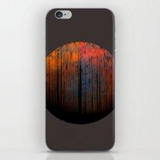 Planetary Moods 3 / 04-09-16 iPhone & iPod Skin