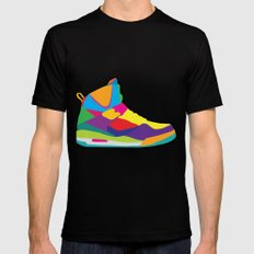 Jordan 45 high SMALL Mens Fitted Tee Black