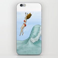 All in or Nothing iPhone & iPod Skin
