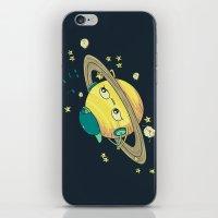DJ Saturn iPhone & iPod Skin