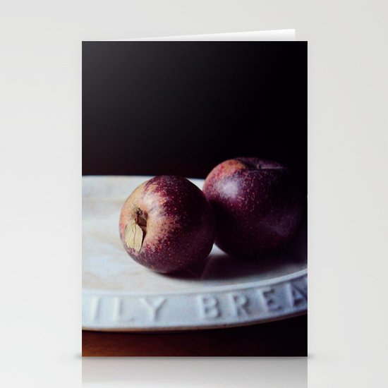 our daily bread Stationery Card