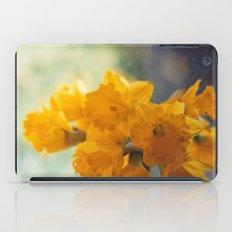 Daffodils iPad Case