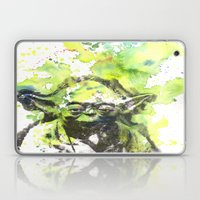May The Force Be With Yo… Laptop & iPad Skin