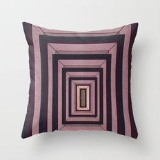 The Door to the Other... Throw Pillow