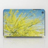 burst forth iPad Case