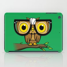 The Little Wise One iPad Case