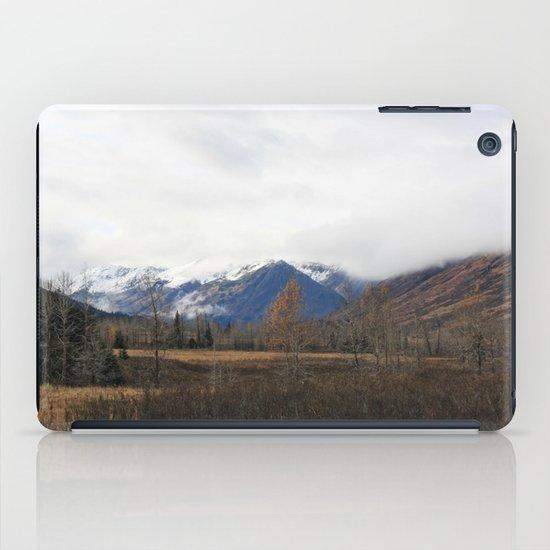 Turnagain Pass iPad Case