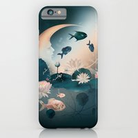Lake Sleeps iPhone 6 Slim Case