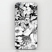 Summer Strawberries iPhone & iPod Skin