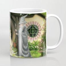 Unwelcome Company Mug