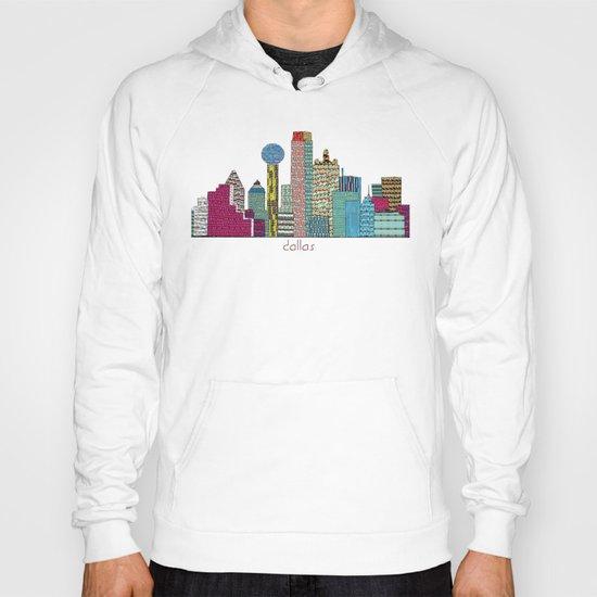 Dallas city  Hoody