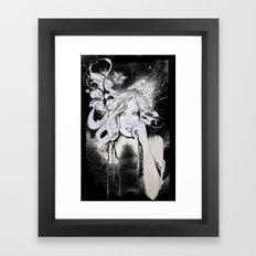Moderu (Edit)  Framed Art Print