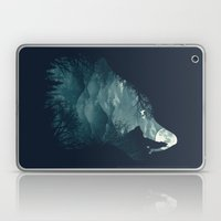 Hungry Wolf Laptop & iPad Skin