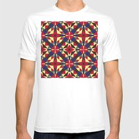 something Mens Fitted Tee White SMALL