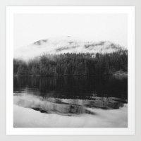 Reflected Art Print