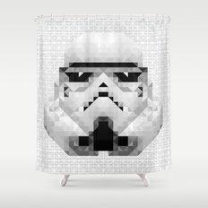 Star Wars - Stormtrooper Shower Curtain