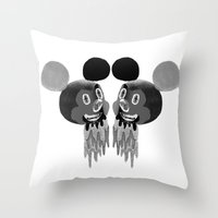 Mickey Mouse † Throw Pillow