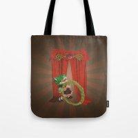 Rose The Human Gator Tote Bag