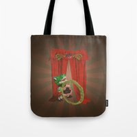 Rose The Human Gator Tote Bag