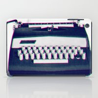 typing iPad Case