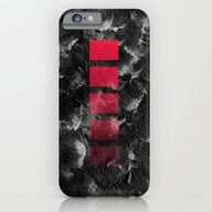 iPhone & iPod Case featuring Black Ocean by LEEMO