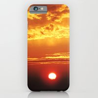 MM - Sunset Of The City iPhone 6 Slim Case