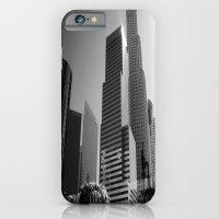Los Angeles Skyscrapers iPhone 6 Slim Case