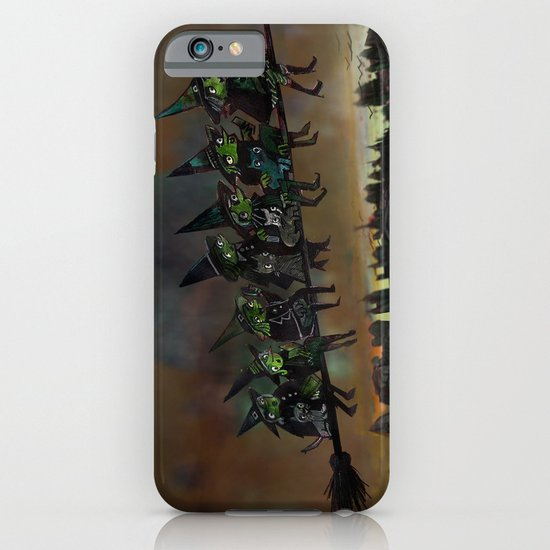 Night Flying.  iPhone & iPod Case