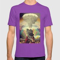 As We Know It Mens Fitted Tee Ultraviolet SMALL