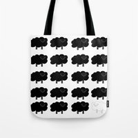 White Sheep Tote Bag