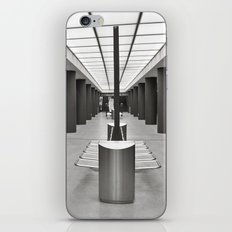 Underground Station - Brandenburg Gate - Berlin iPhone & iPod Skin