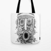 birdman Tote Bag