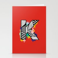 K for ... Stationery Cards