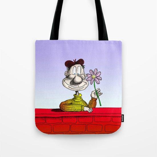 Hopeless Romantic! Tote Bag