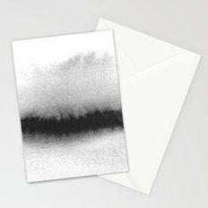 Black and White Horizon Stationery Cards