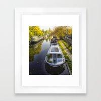Little Venice London Framed Art Print