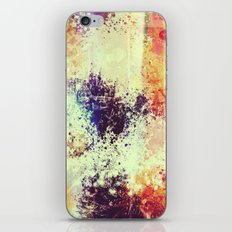 Slow Burn iPhone & iPod Skin