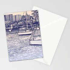 Charles River Esplanade Stationery Cards