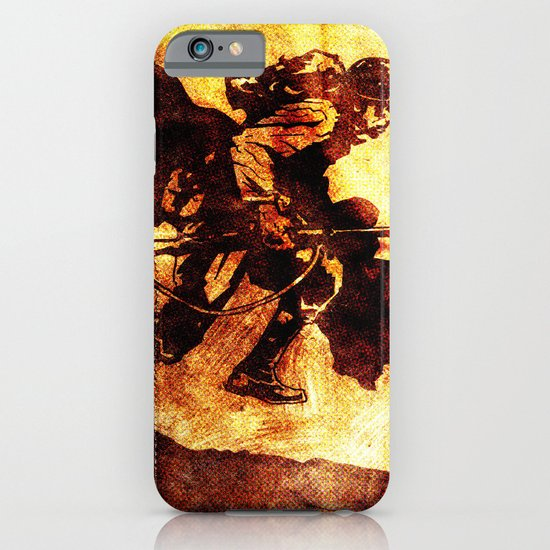 WHF Goes To War iPhone & iPod Case