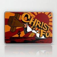 Christ Fu - Love Thy Unconscious Enemy Laptop & iPad Skin