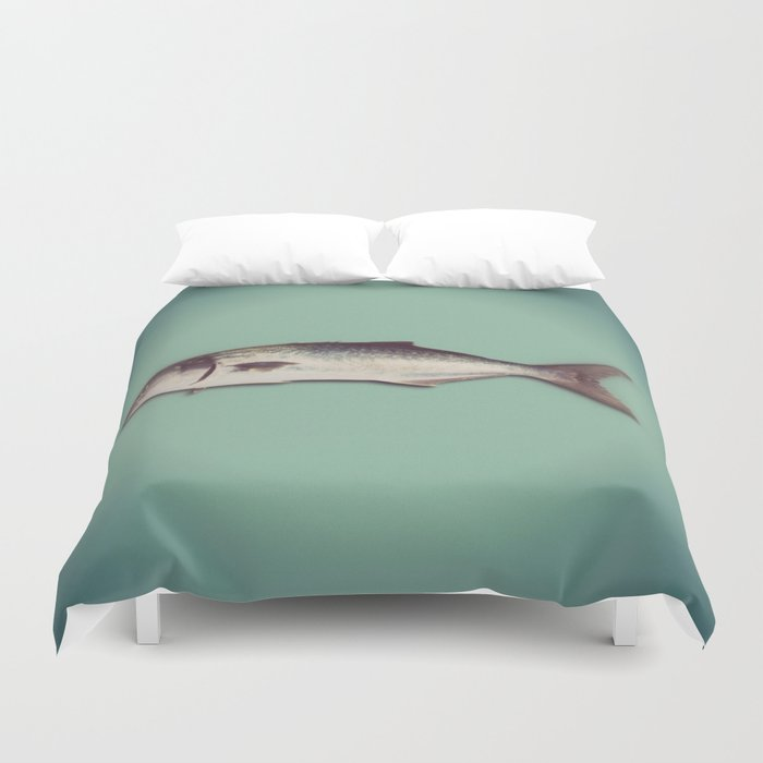 Fish Duvet Cover By Mr And Mrs Quirynen Society6