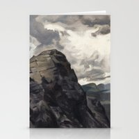 Lembert Dome, Yosemite Stationery Cards
