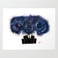 The Vastness of the Mind Art Print