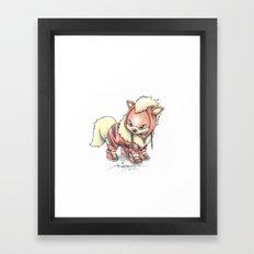 K-9 Unit Framed Art Print