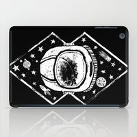 Space Traveller iPad Case