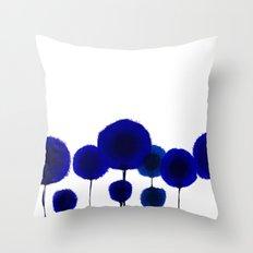datadoodle landscape Throw Pillow